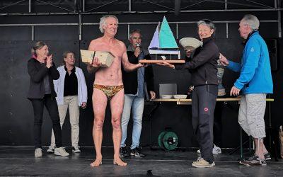 Frédo, vainqueur du trophée Gilles Gahinet